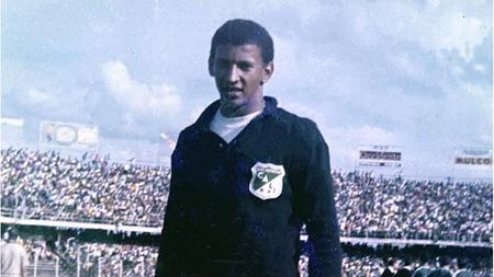 Pedro Antonio Zape - Arquero de Puerto Tejada