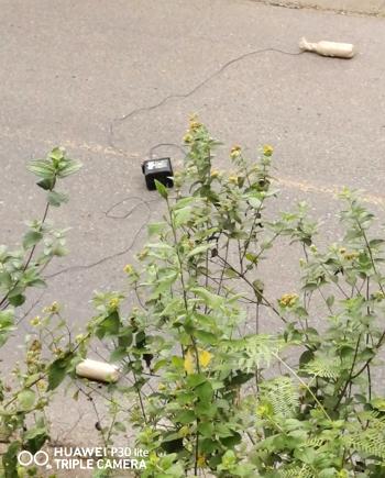 Presunto explosivo en la entrada a Toribío prendió alarmas