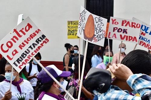 Quilichao dio ejemplo de civismo marchando pacíficamente en el paro