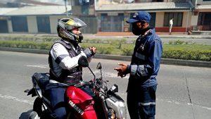 Secretaría de Tránsito intensifica los controles en Popayán