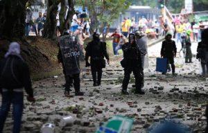 COLOMBIA LUCHA: 13 días de protestas, piden medidas concretas