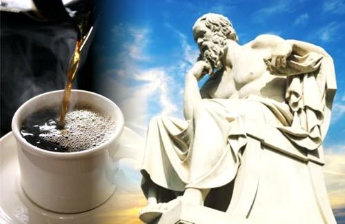 Un café con Sócrates