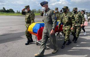 Un suboficial del Ejército muerto y siete soldados heridos en sur del Cauca