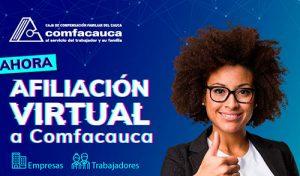 Afiliarse a Comfacauca ahora será más fácil y rápido