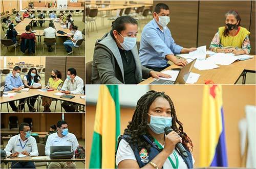 Importante sesión del Consejo Territorial de Paz, en defensa de la vida