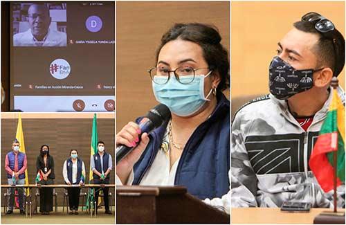 """39 organizaciones de población vulnerable en el Cauca fueron seleccionadas en la convocatoria """"Inclusión para Avanzar"""""""