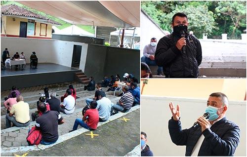 Socialización a transportadores y expendedores de leche para el cumplimiento de normativa sanitaria en Popayán
