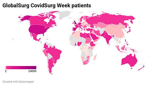 Investigadores de Universidad de Birmingham y Universidad del Cauca presentan resultados de estudio mundial sobre COVID 19 y cirugías
