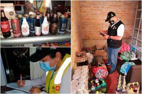 Gobierno Departamental continúa su lucha contra el contrabando