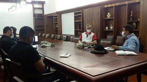 En el Cauca se acordaron temas de trabajo para el desarrollo regional