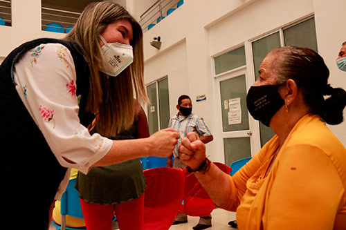El Cauca sigue recibiendo vacunas contra COVID-19