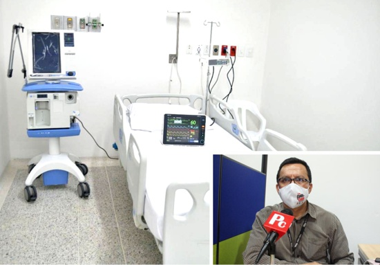Alarmante situación de camas UCI en Quilichao - Secretaría de Salud local