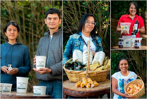 Alcaldía de Popayán con 'Sentido Rural', primera convocatoria para comercializar productos del campo