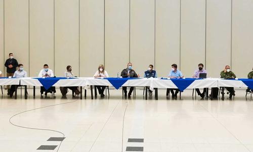 Comité Nacional del Paro no logró acuerdo con Presidencia
