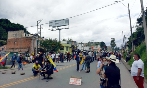Gremios productivos del Cauca se pronuncian sobre el paro nacional