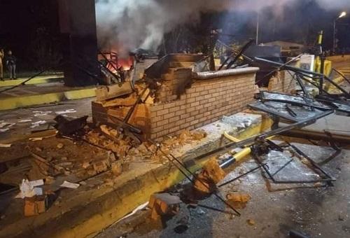 Con el de Tunía ya son dos los peajes destruidos en el Cauca