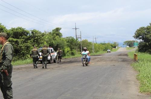 Desbloquean vía Panamericana en Villa Rica a través del diálogo.
