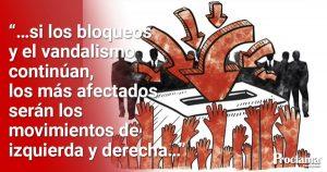 """El """"Anti-voto"""" definirá las próximas elecciones"""