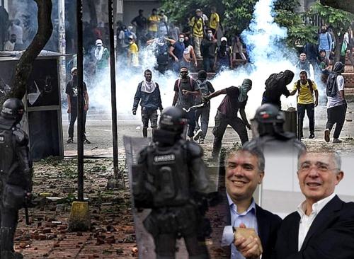 Era de esperarse - Gobierno de Duque y Uribe