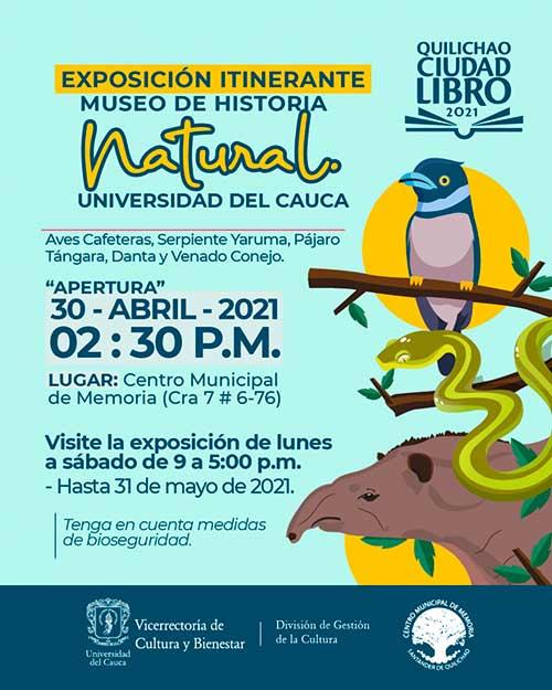 Unicauca apoya la Feria del Libro de Santander de Quilichao