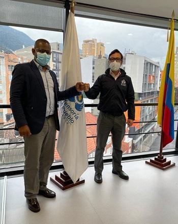 Gobernador gestiona corredor humanitario para provisionar al Cauca