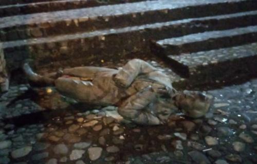 Hoy cayó Julio Arboleda en Popayán