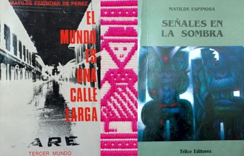 El sentido de lo humano en la obra de Matilde Espinosa
