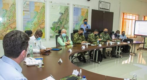 Consejo de Seguridad Extraordinario se realizó en Popayán