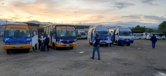 Por amenazas, Transpubenza retira rutas en Popayán