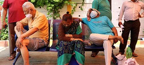 Preocupación mundial por la variante descubierta en India