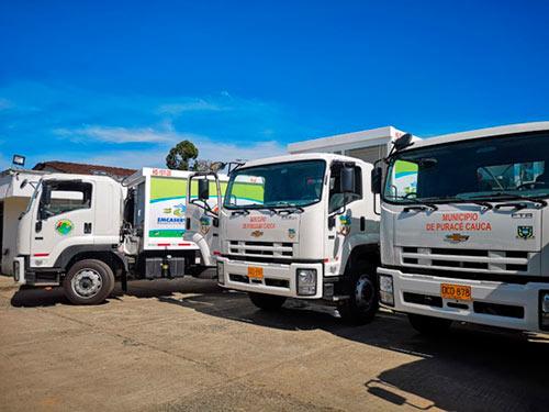 En el Cauca se han trasladado 260 toneladas de basuras en medio del paro nacional