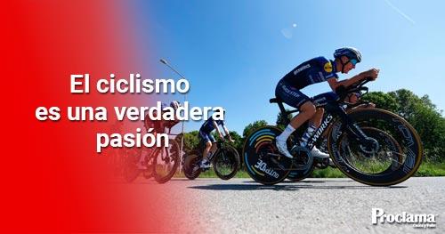 Menos mal llegó el Giro de Italia