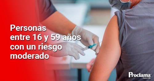 Tercera Etapa de Vacunación Covid-19