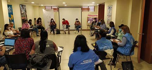 Alcaldía de Popayán constituye la Mesa para la atención de casos de violencias basadas en género en el marco de la protesta social