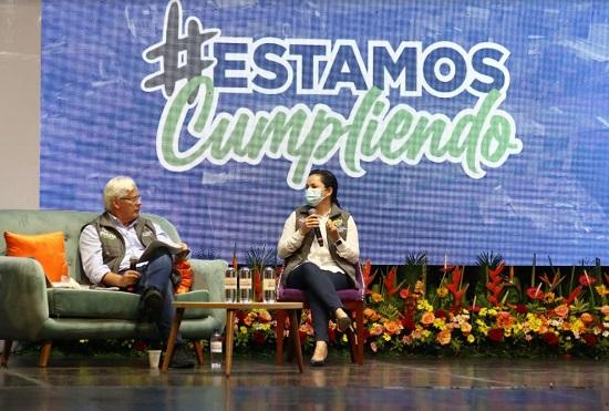 Alcaldía de Popayán rindió cuentas 2020