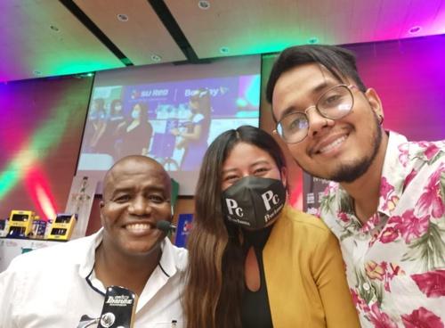 Con pipilongo, Baterimba y alegría desbordante, se lanzó nuevo Plan de Premios de la Lotería del Cauca.