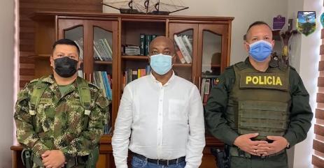 Consejo de Seguridad se realizó en Guachené