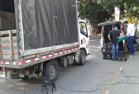Control de emisiones de gases a vehículos particulares en Popayán