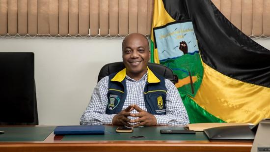 Elmer Abonía Rodríguez - Alcalde Municipal de Guachené - Cauca