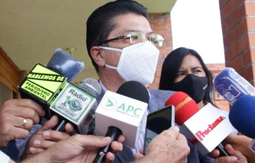 Gerardo Montenegro - Director Comité de Cafeteros del Cauca
