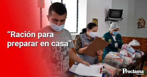 Alcaldía de Popayán reactiva el Plan de Alimentación Escolar PAE