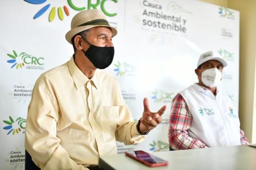 Juntas de Acción Comunal fortalecerán reforestación en el Cauca