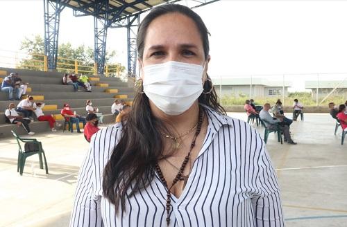 """""""Contendremos el delito en Quilichao con la ayuda de todos"""": Lucy Amparo Guzmán, alcaldesa."""