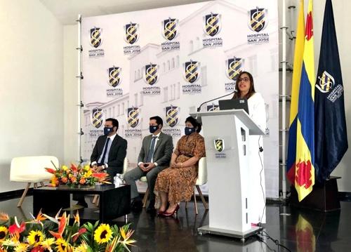 Lucy Ximena Ibarra Hernández – Subgerente Administrativa y Financiera Hospital San José de Popayán