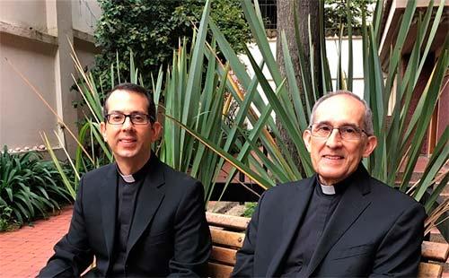 Pbro. Jorge Mario Jaramillo Echeverry, nuevo Vicario Regional y Mons. Hernán Salcedo Plazas, ahora Vicario Secretario