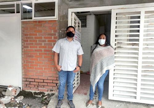 Remodelan y adecuan instalaciones del hospital de Puerto Tejada