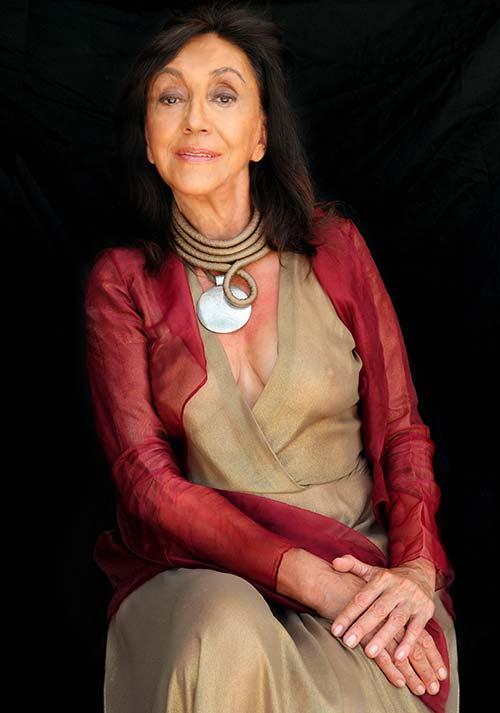 Dora Franco regresó a Colombia con una exposición de bodegones