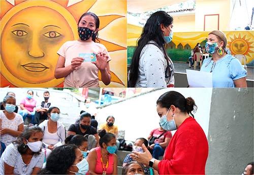 Alcaldía de Popayán entrega bonos alimenticios para población víctima del conflicto armado