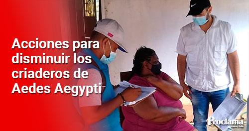 Prevención del Dengue en el Cauca