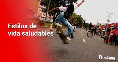 Alcaldía de Popayán llega a diferentes sectores de la ciudad con deporte y estilos de vida saludables
